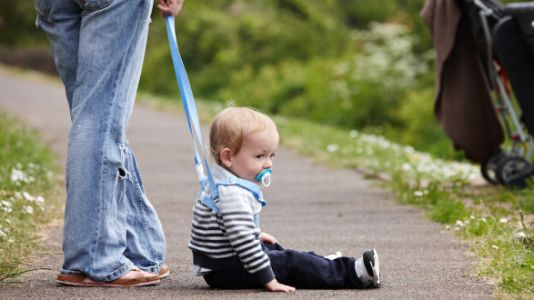 Stop Judging Parents Who Have Their Kid On A Leash