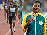 Controversial cap on testosterone levels in female athletes IS fair, rule scientists