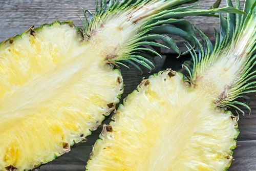Pineapples offer you enormous health benefits and can even help the body fight off chronic disease
