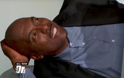 This NBA Champion Had His Prostate Examined On Live TV