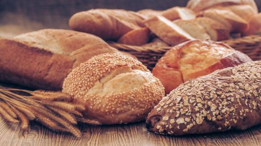 Flour derived from seaweed and carob could be used to make antioxidant-rich bread