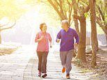 Taking up exercise in middle age slashes your risk of an early death