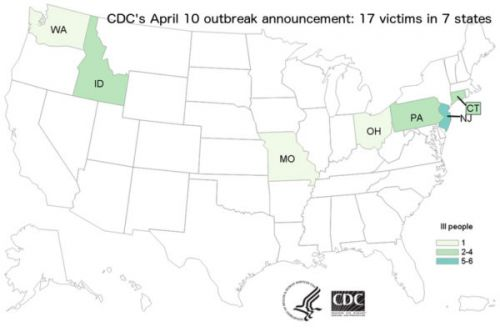 Romaine source(s) remain elusive as E. coli outbreak expands