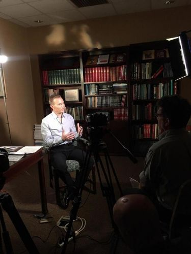 Dr. Carl Pearl to be Featured in National Television Program