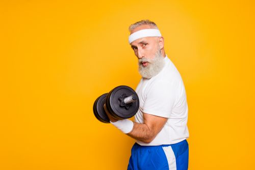 Five-ingredient whey supplement protects against sarcopenia
