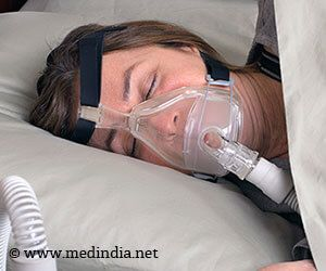CPAP Machine Promotes Weight Loss in Dieting Obese Adults With Sleep Apnea