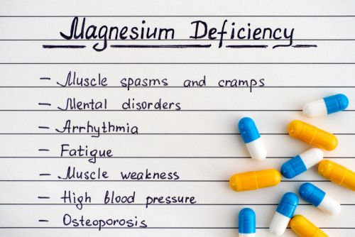 6 Reasons You May Be Magnesium Deficient