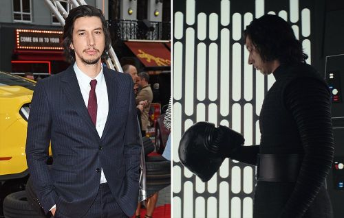 Adam Driver Is Jacked as Hell In 'Star Wars: The Last Jedi,' and Here's How to Get His Body
