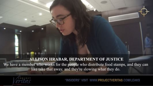 Bombshell Project Veritas undercover investigation reveals how government bureaucrats are ENEMIES of the people, working from the inside to weaponize government