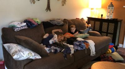 Hello Sh*tshow: This Is What A Day With Two Toddlers Looks Like