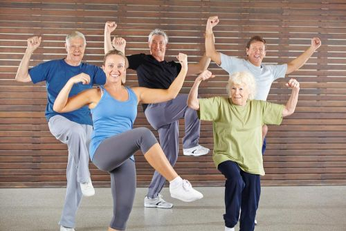 Is It Ever Too Late to Improve Your Aerobic Fitness Level?