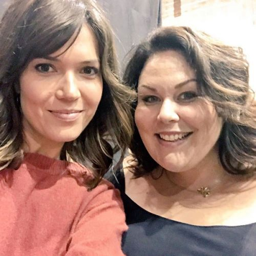 Get Yourself A BFF Who Adores You Like Mandy Moore Adores Chrissy Metz