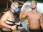Love Island's Chris Hughes will shed eight pounds in a month for first ever charity horse race