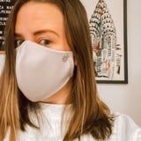 We Tested This New Breathable Face Mask For Working Out, and FYI, It's So Comfortable