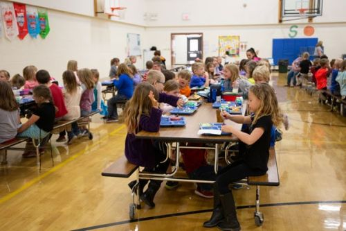 We Need To Rethink The School Cafeteria