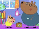 Why Peppa Pig's GP is a bad example for real patients