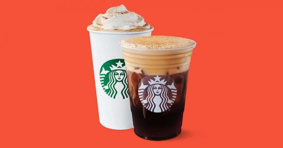 Starbucks Announces A New Pumpkin Cream Cold Brew Drink
