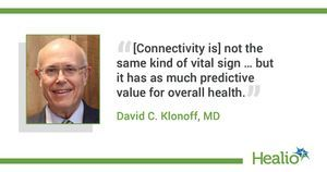 Connectivity, digital tools becoming the 'sixth vital sign' in health care