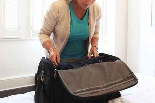 Every Family Should Have An Emergency 'Go Bag' - Here's What To Put In It