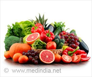 Consume More Fruits, Vegetables and Whole Grains to Lower Diabetes Risk