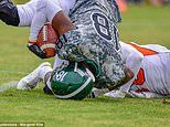 ER visits for sports-related brain injuries fell 32% over last decade as fewer kids played football