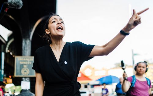"""Left-wing socialist Ocasio-Cortez goes """"full WTF"""" trying to explain how government will fund socialized medicine for all"""