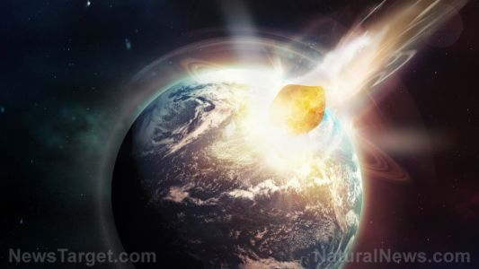 Giant asteroid on collision course with Earth could NOT be stopped by a nuclear bomb, NASA simulation shows