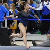 Another Perfect 10! Watch Katelyn Ohashi's Full New Floor Routine Featuring Music by Beyoncé