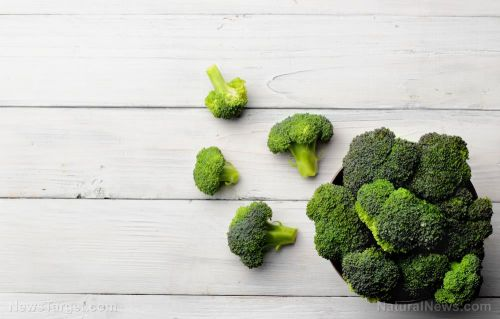 Eating cruciferous greens help your immune system fight off intestinal pathogens