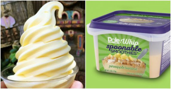 Dole Is Selling A New Smoothie Bowl That Tastes JUST Like A Disney Dole Whip