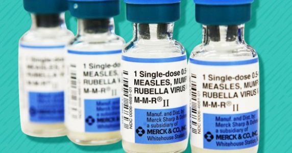 Born Before 1989? You Might Need Another Dose Of Measles Vaccine