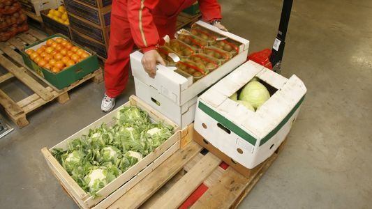 In some areas, COVID-19 lockdowns are triggering huge spikes in food prices