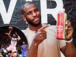 Chris Paul tells fans to stop drinking soda 'even though the commercials are in your face'