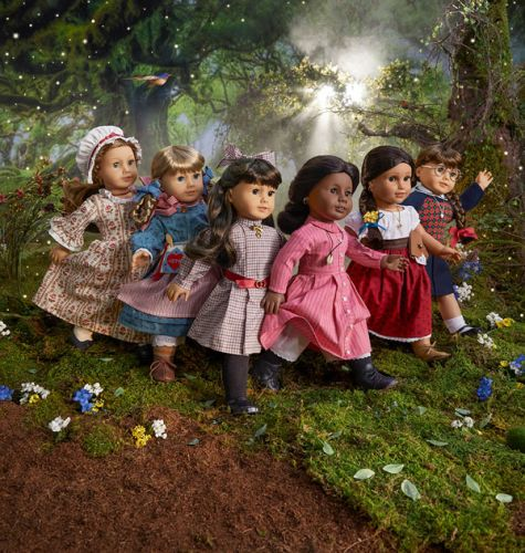Remain Calm: American Girl Is Bringing Back Its 6 Original Dolls
