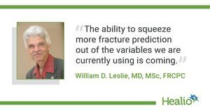 Machine learning, AI models could pinpoint novel fracture risk factors