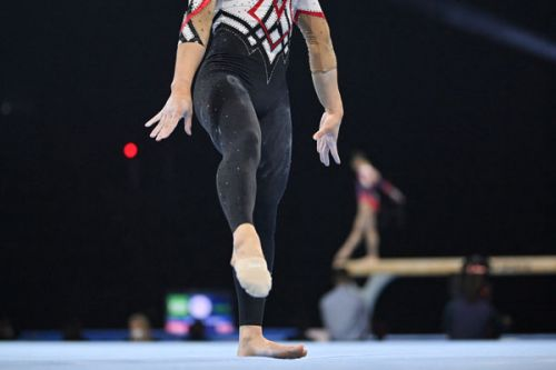 German Gymnasts' Full Body Suits Are A Long-Awaited F-You To Sexualization