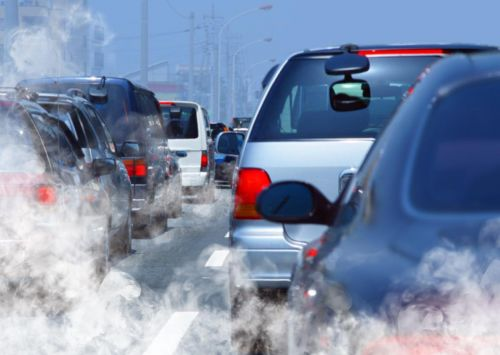 Study: Air pollution helps bacteria to thrive in the respiratory track
