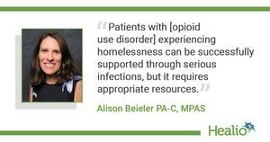Bundled intervention improves care for patients with infections, opioid use disorder