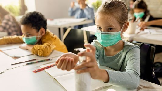 New Jersey state senators argue mask mandate for children is NOT supported by science