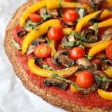 This Low-Cal, Dairy-Free Cauliflower Pizza Crust Will Blow Your Mind