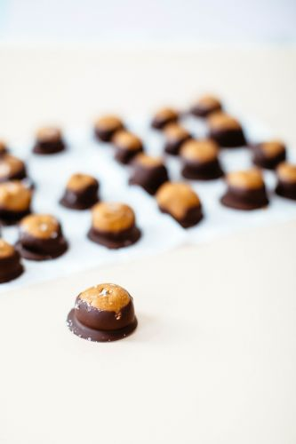 The Best Plant-based Protein Boosted Buckeyes
