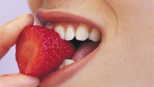 Scientists develop new sensor that tracks everything you eat. and you wear it on your TEETH