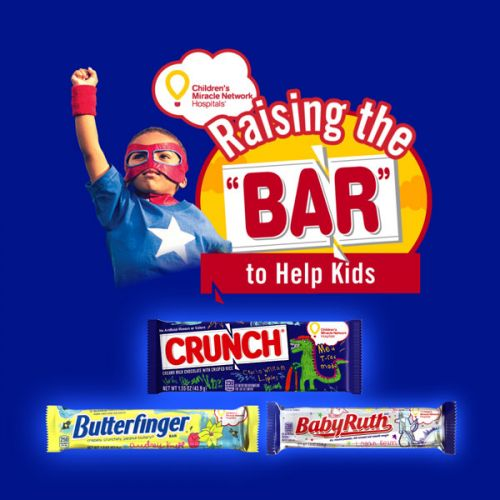 There's Never Been A Better Time To Grab A Candy Bar - It's For A Good Cause