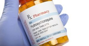 FDA warns website to stop unlawful sale of 'unapproved, misbranded' hydroxychloroquine