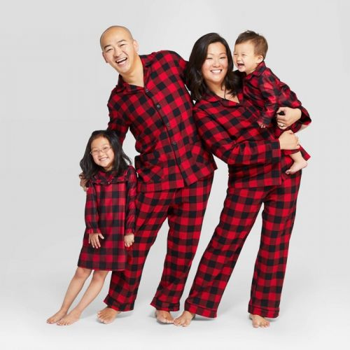 Target's Holiday Family PJ's Are Here And Their Marketing Gets It Right