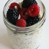 Overnight Oats = The Easiest Weight-Loss Breakfast Ever