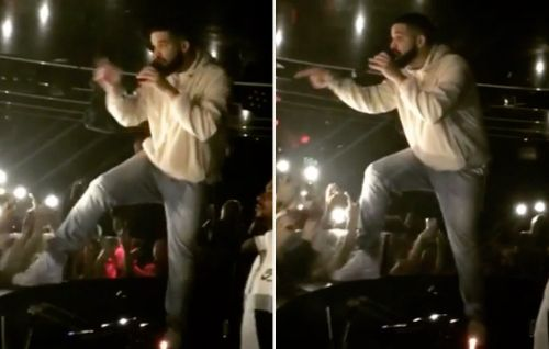 Drake Called Out a Guy Groping a Woman at His Concert