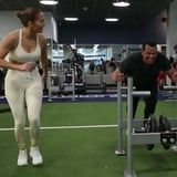 """Motivate Your Damn Self:"" Watch J Lo and ARod Work Out Like a True Power Couple"