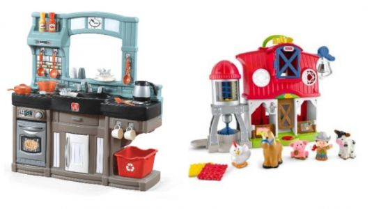 These Toys Are Guaranteed To Keep Your Toddler Busy For Awhile