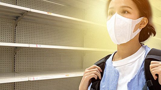 Food, Sanitizers and Mask Supplies Getting WIPED OUT Across America as Fears Rise of Coronavirus Quarantines in the USA